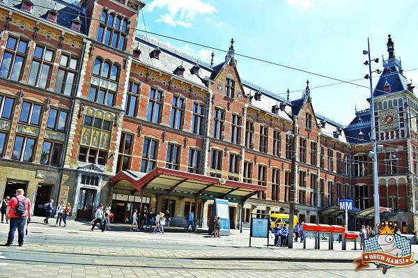 Amsterdam'da ne yapılır, Amsterdam gezilecek yerler