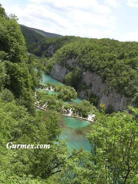 Plitvice Milli Parkı gezilecek yerler