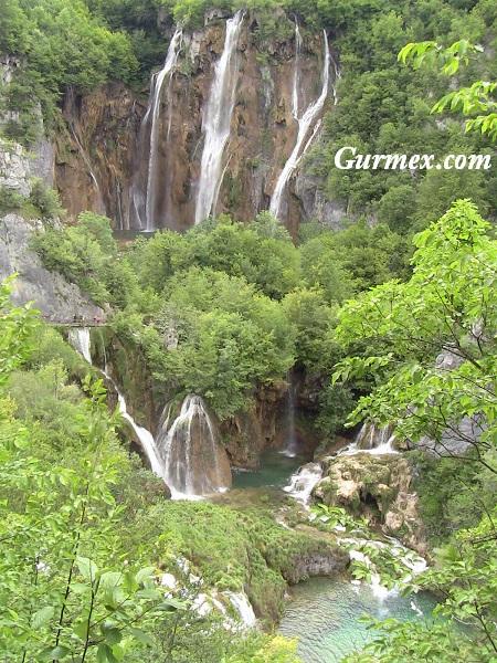 Plitvice Milli Parkı yeme içme