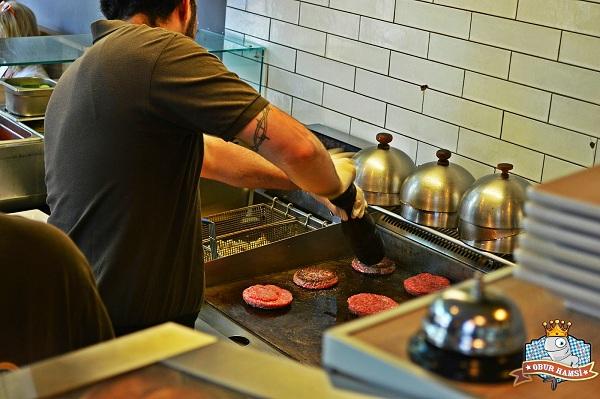 Amsterdam'da yeme içme mekanları hamburger,amsterdam nerede ne yenir
