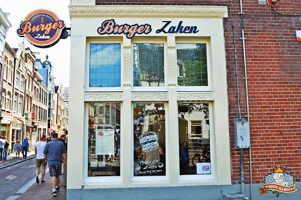 Amsterdam'da nerede yenir, amsterdam yeme içme mekanları