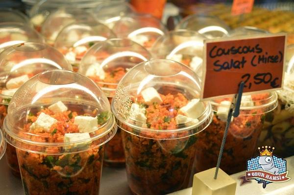 Berlin kısır salata