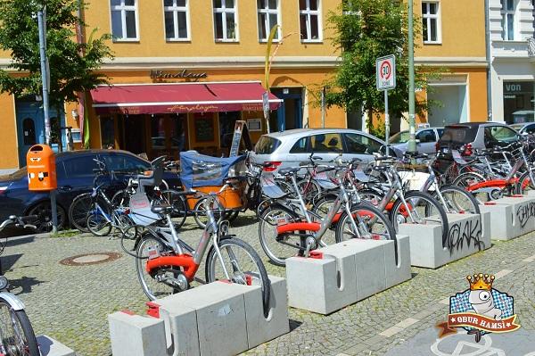 Berlin Ne Yenir,berlin-bisiklet-kiralama