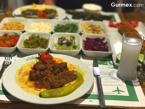 Bi Lokma Kaş,Kaş'ta ev yemeği nerede yenir antalya