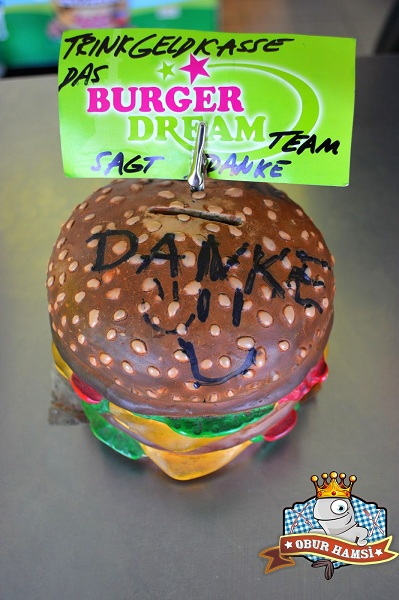 Burger Dream adres telefon