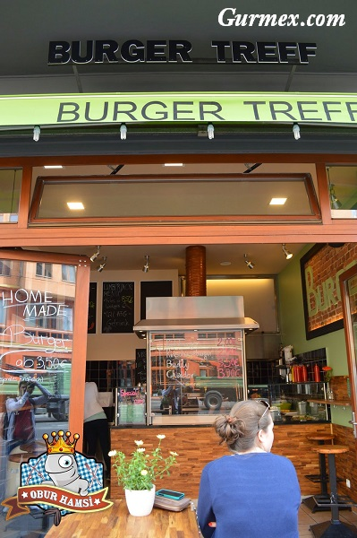 Burger Treff Berlin adres telefon