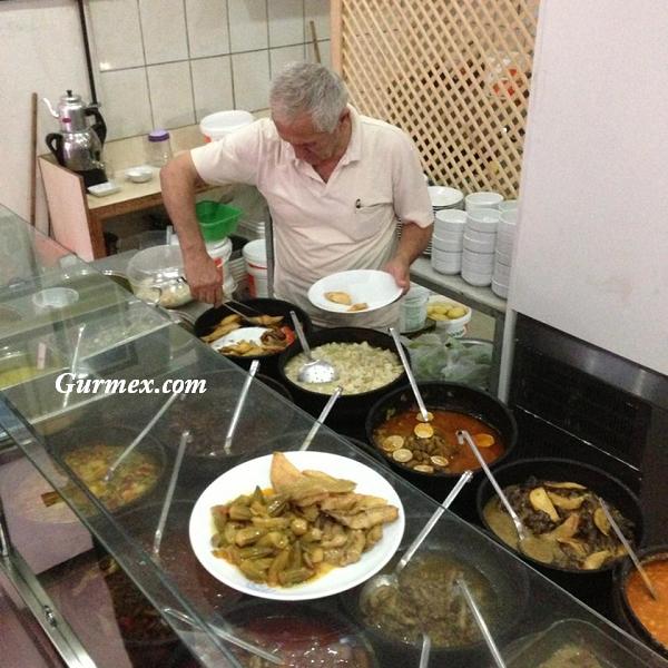 Güveç Lokantası Zeytinyağlı Ev Yemekleri Bozcaada
