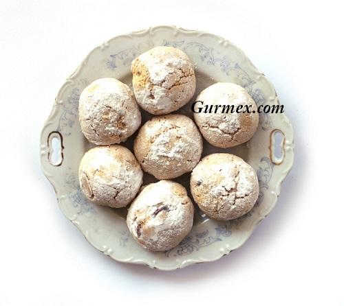Bozcaada'da kurabiye Bozcaada yeme içme