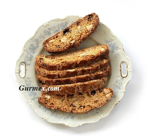 Bozcaada'da biscotti Veli Dede