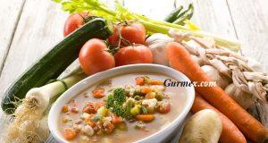 Çorba Kalori miktarları