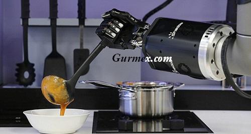Mutfak Robotu robochef yani robo-şef ile çağ atlıyor