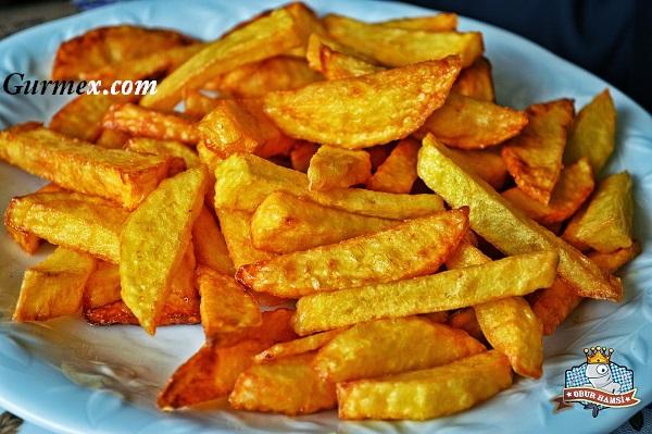 Patates kızartması Privato Cafe Galata