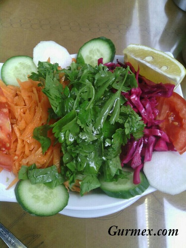 Salata Mevlana Pide