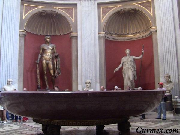 13-vatikan-heykelleri