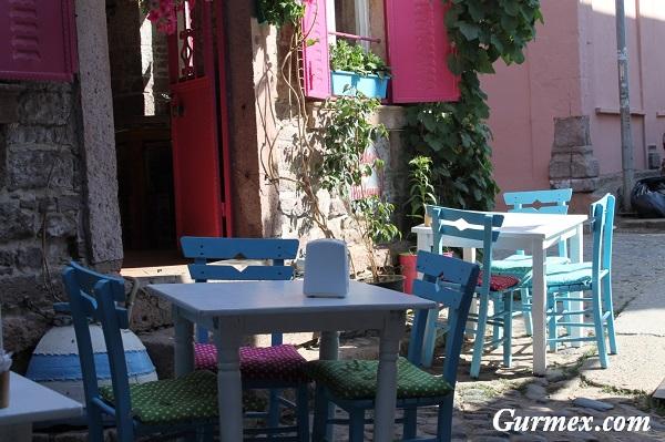 Cunda yeme içme yerleri,Karadeniz pastanesi cunda ayvalik