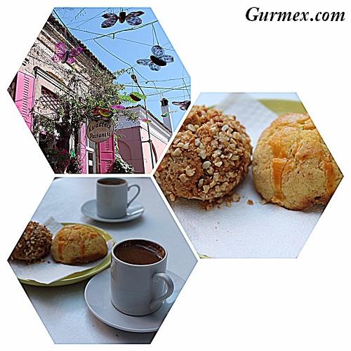 Cunda yeme içme mekanları,Karadeniz pastanesi cunda kurabiye