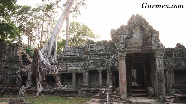 Kamboçya gezi notları