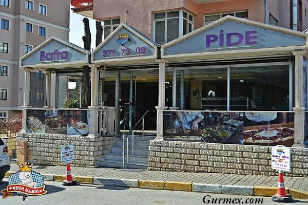 İstanbul'da Bafra Pide nerede yenir