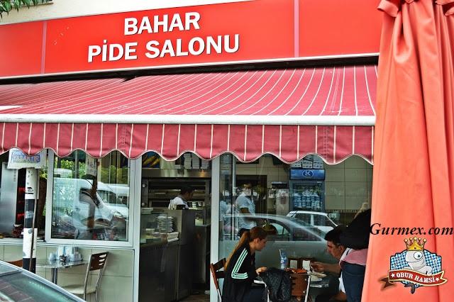 Mecidiyeköy'de döner nerede yenir, Bahar pide salonu