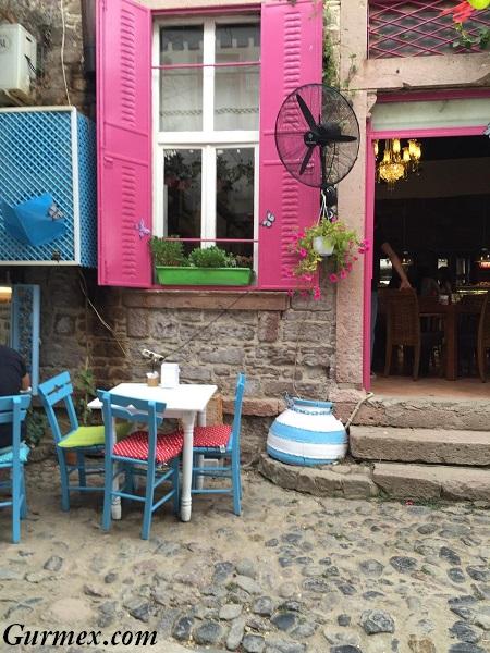 Karadeniz Pastanesi Cunda Ayvalık