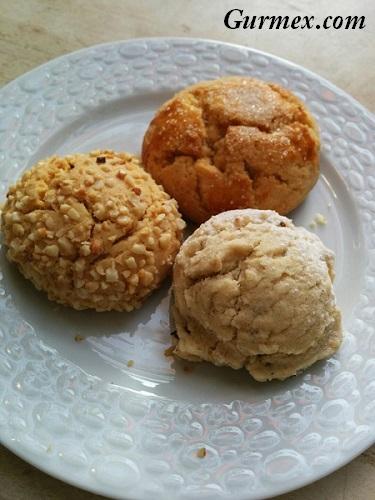 Damla sakızlı kurabiye lor kurabiye