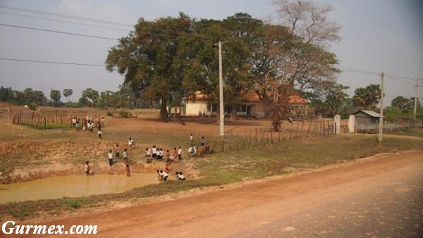 Kamboçya nerede ne yenir