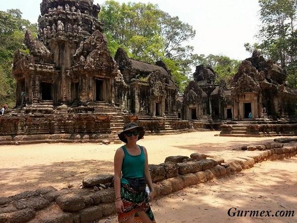 Kamboçya gezilecek tarihi yerler