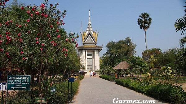 Kamboçya katliamı nedeni