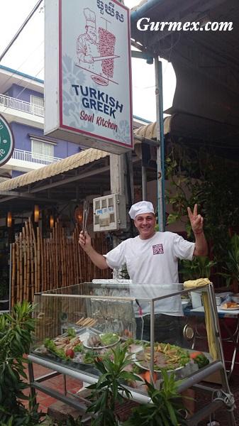 Kamboçya Türk yemekleri nerede yenir