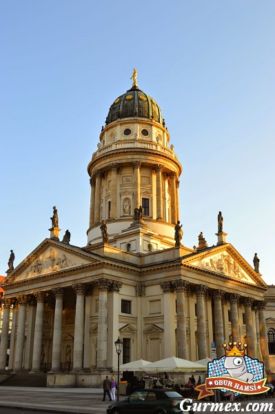 Berlin Yeme İçme, Berlinde nerede yenir,Deutsche-Dom-berlin
