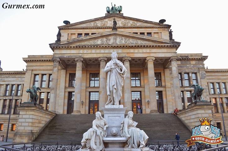 Berlin Yeme İçme,Konzerthaus-Berlin-nasil-gidilir