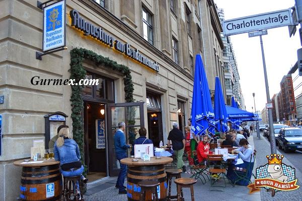 Berlin Yeme İçme,augustiner-am-gendarmenmarkt-berlin