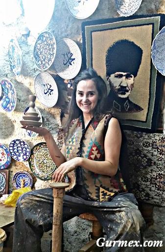 Chez Hakan,Kapadokyada en iyi çömlekçiler