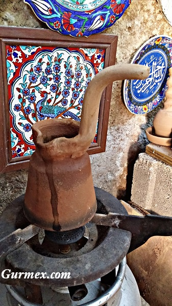 Chez Hakan,Kapadokyada çömlek kursu eğitim