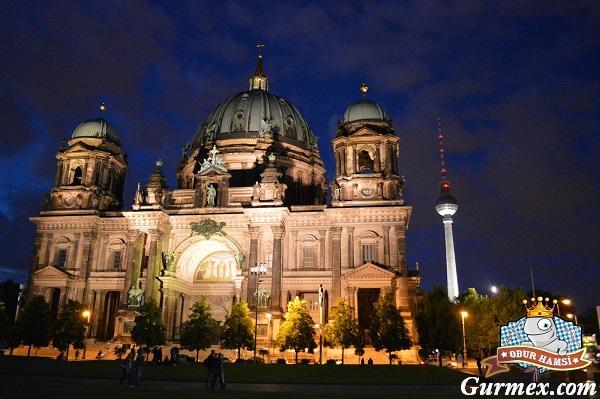 Berlin Yeme İçme,museum-island-berlin