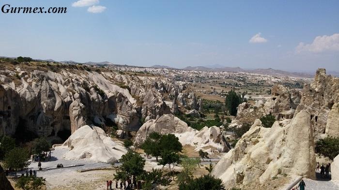 Göreme gezilecek yerler Kapadokya
