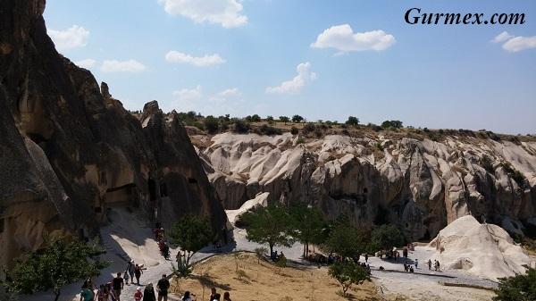 Göreme milli parkı Kapadokya