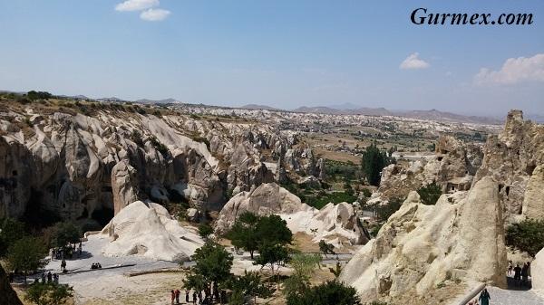 Kapadokya Göreme milli parkı