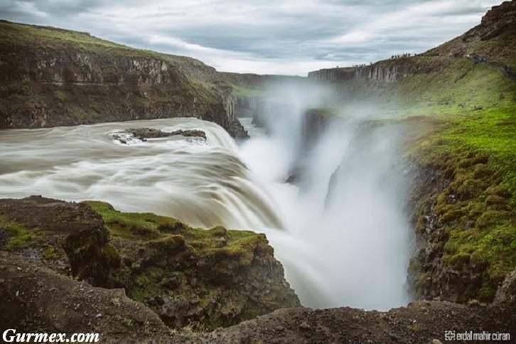 İzlanda Gezi Yazısı,gulfoss şelalesi nerede