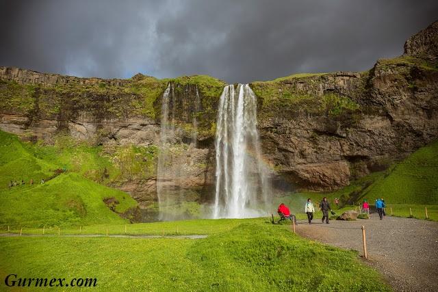 İzlanda Gezi Yazısı,seljalandsfoss