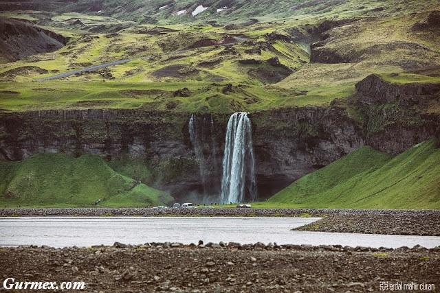 İzlanda Gezi Yazısı,seljalandsfoss şelalesi nerede