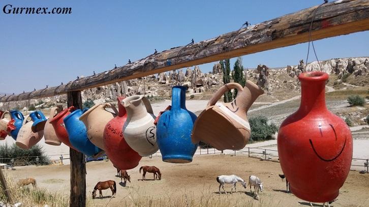 Kapadokya gezi blog