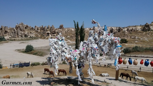 Kapadokya gezi yazıları