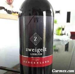 Viyana ne içilir, Zweigelt şarapları avusturya