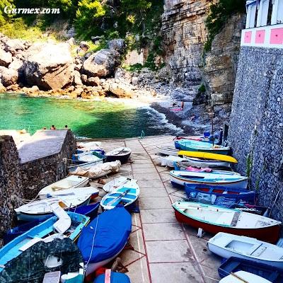 Amalfi Kıyıları yeme içme rehberi Ravello