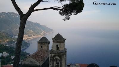 Amalfi Kıyıları nerede yemek yenir minori