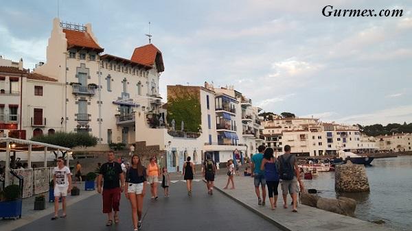 Costa Brava, cadaques ispanya gezilecek yerler