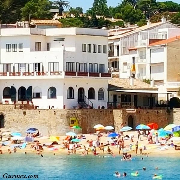 Costa Brava llafranc ispanya