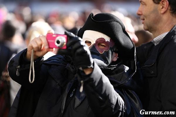 Venedik Karnavalı resimleri videoları