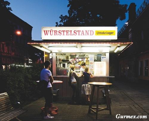 Viyana sosisi nerede yenir